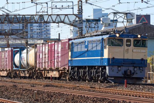 最大650tの荷物を長距離輸送