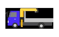 重量物輸送・機械据付
